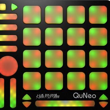 QuNeo Traktor Remix Deck Control
