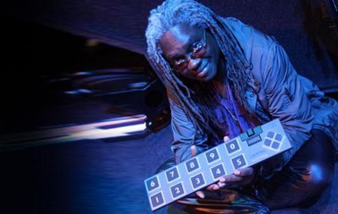 Blackbyrd McKnight uses SoftStep