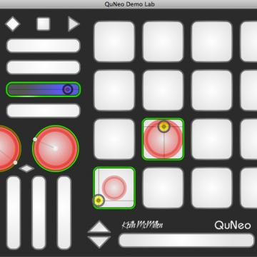 QuNeo Demo Lab