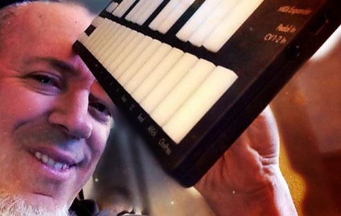 Jordan Rudess uses QuNexus