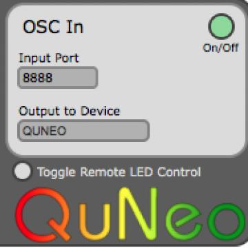 QuNeOSC Bridge