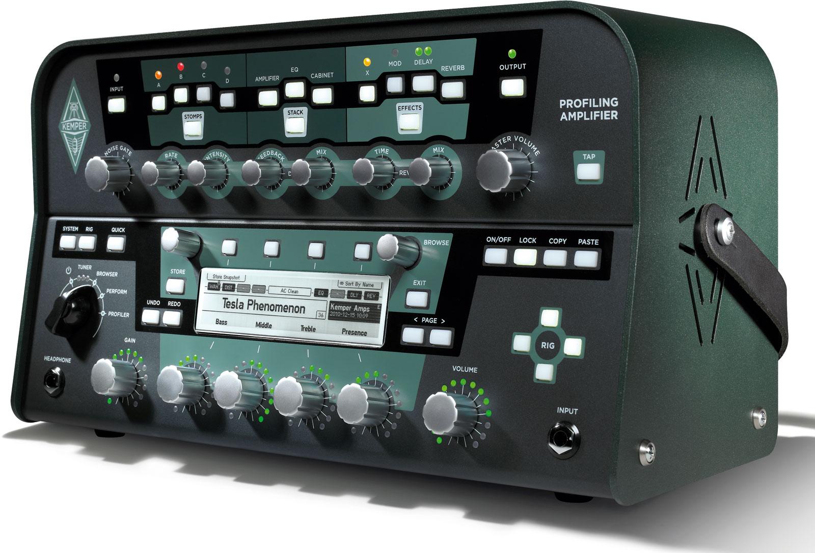 SoftStep Scenes for Kemper Profiling Amp