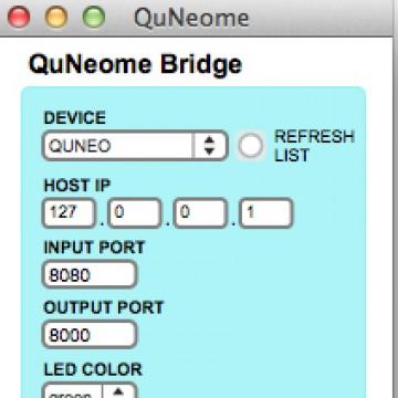 QuNeome Bridge