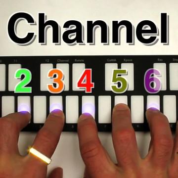 QuNexus Channel Rotation Ableton Live Set