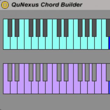 QuNexus Chord Builder