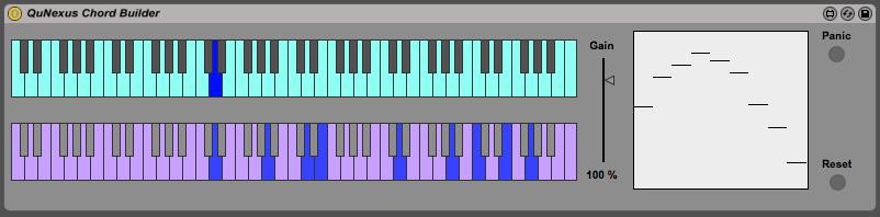 QuNexus Chord Builder | Keith McMillen Instruments