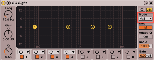 Multiband Processing 3