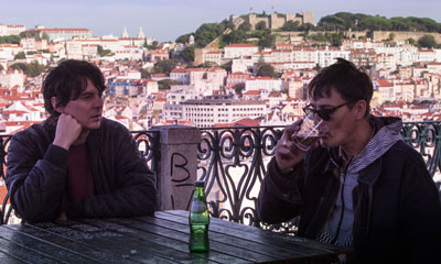 Panda Bear and Sonic Boom in Portugal
