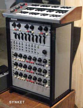 synket-synthesizer