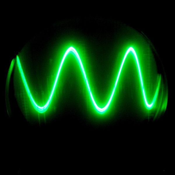 green_sine_wave