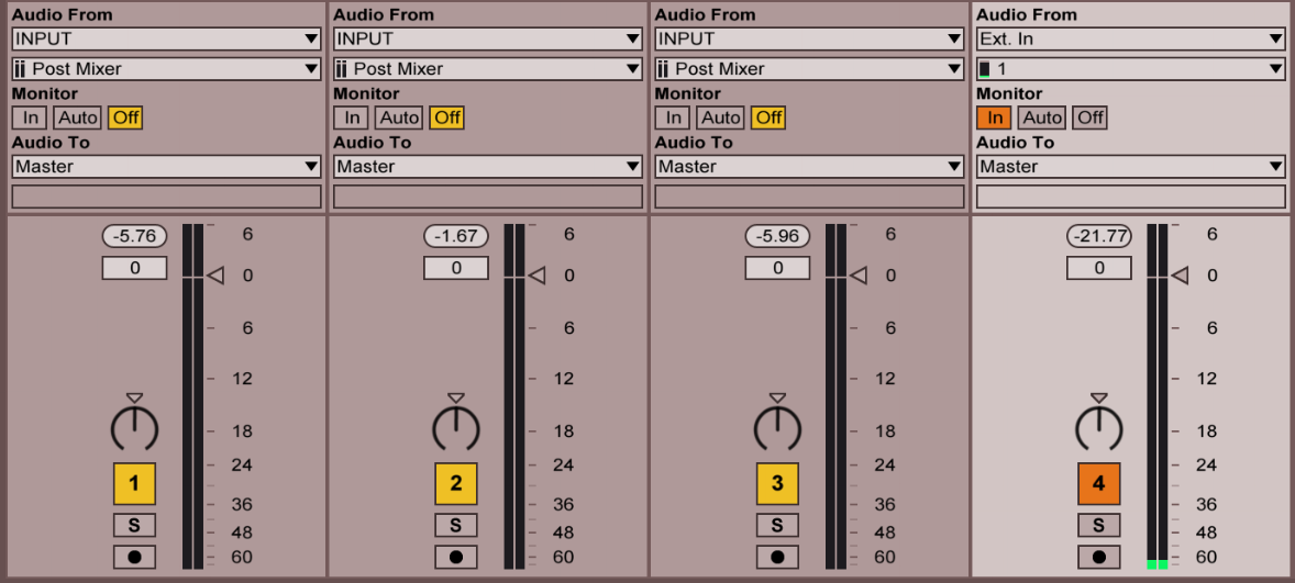 Audio Routing