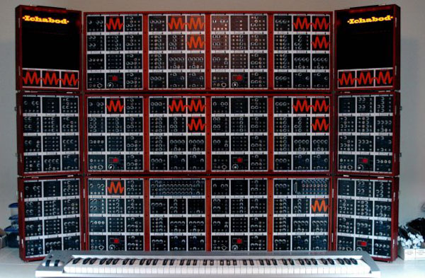 Ichabod, made by Mattson Mini Modular for Billy Corgan