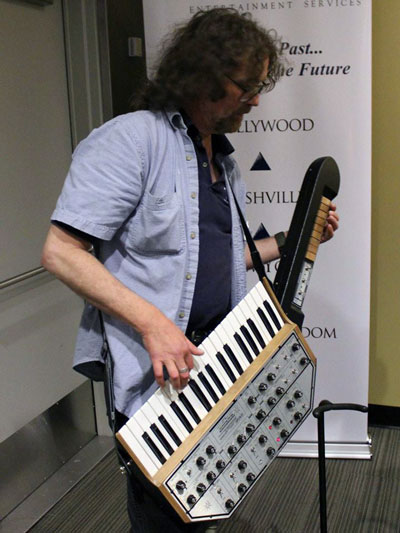 George Mattson and the Syntar
