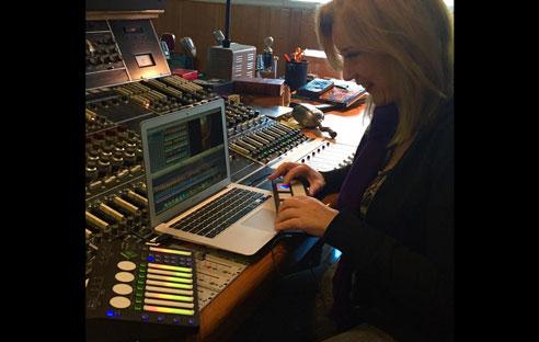 Sylvia Massy uses K-Mix