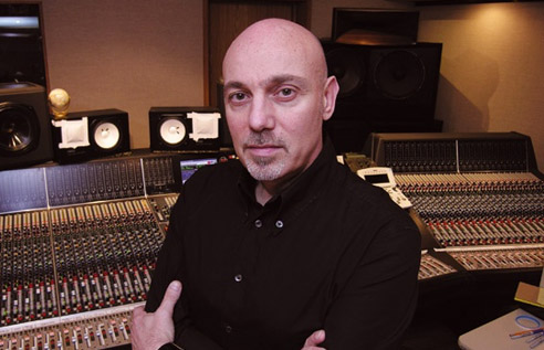 Joe Chiccarelli uses K-Mix