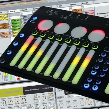 K-Mix / Ableton Live Remote Script (v1.2)