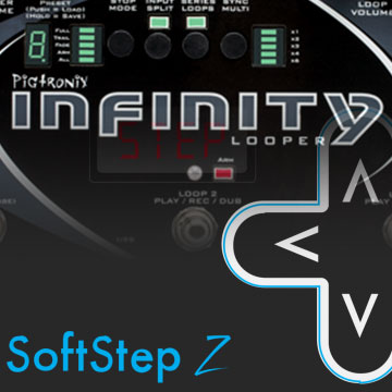 Pigtronix Infinity Looper SoftStep Preset